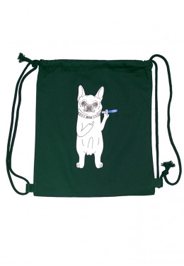 Аксессуары РЮКЗАК JOINT BACKPACK CLASSIC DOGGY (DARK GREEN)