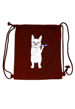 Аксессуары РЮКЗАК JOINT BACKPACK CLASSIC DOGGY (BURGUNDY)