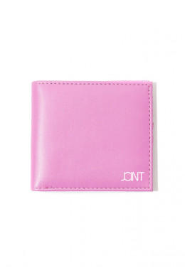 JOINT FALL`20 КОШЕЛЕК  JOINT FOLD WALLET (PINK)