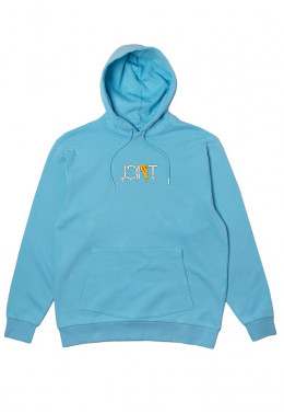 JOINT FALL`20 ХУДИ JOINT HOODIE PIZZA (Blue)