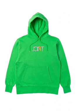 JOINT FALL`20 ХУДИ JOINT HOODIE PIZZA (Green)