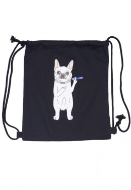 JOINT FALL`20 РЮКЗАК JOINT BACKPACK CLASSIC DOGGY (Black)