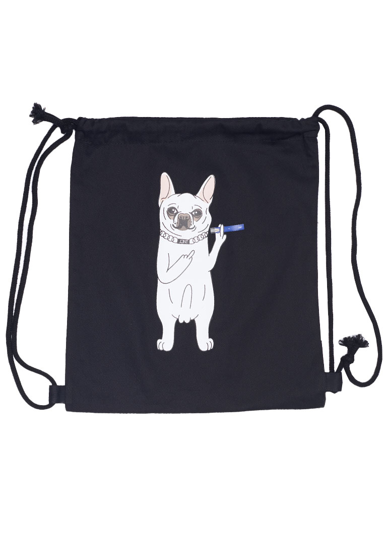 РЮКЗАК JOINT BACKPACK CLASSIC DOGGY (Black) ss20/18