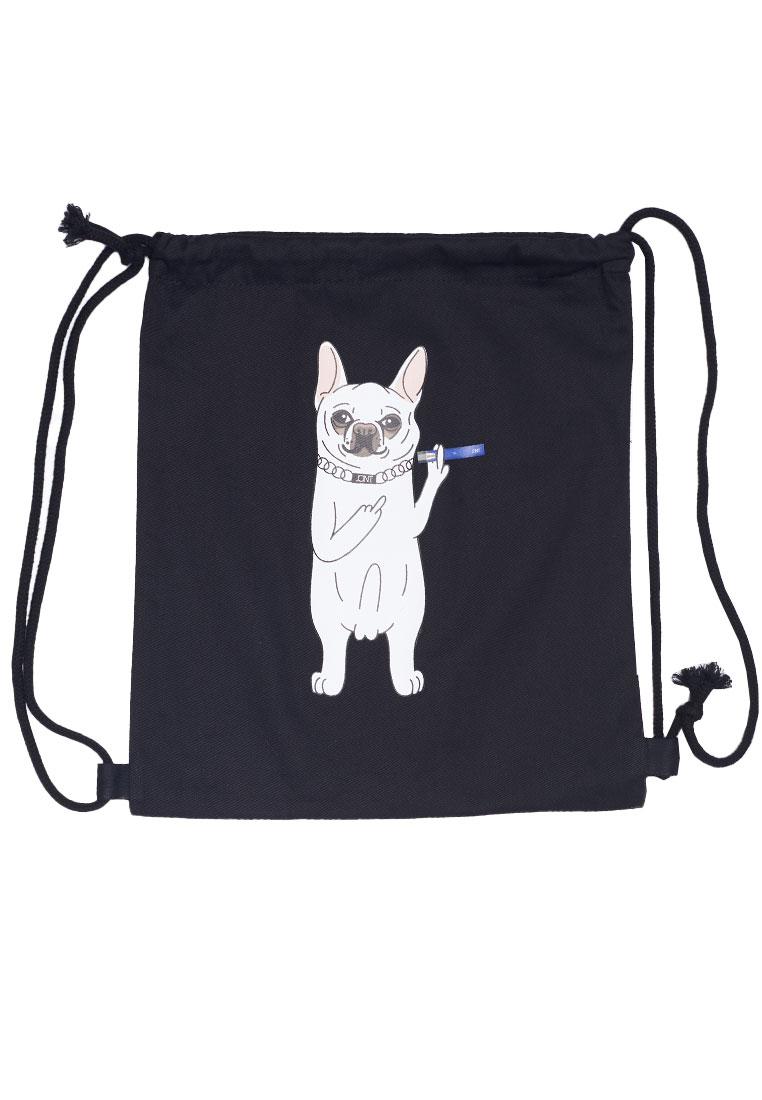 РЮКЗАК JOINT BACKPACK CLASSIC DOGGY (Black) ss20/18