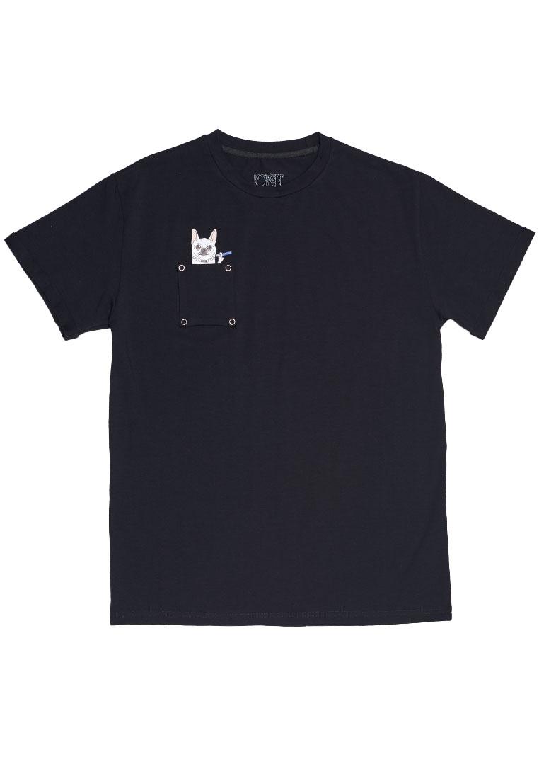 ФУТБОЛКА JOINT TEE CLASSIC DOGGY (Black) ss20/2