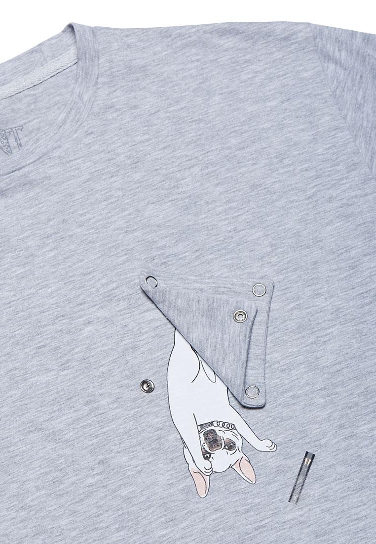 ФУТБОЛКА JOINT TEE FALLING (Grey) ss20/3