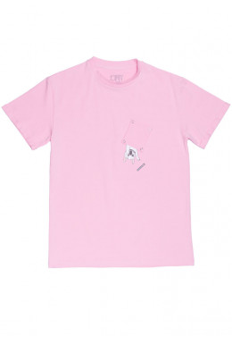 ФУТБОЛКА JOINT TEE AQUARIUM IDGAF (Orange) ss20/6 ФУТБОЛКА JOINT TEE FALLING (Pink) ss20/4