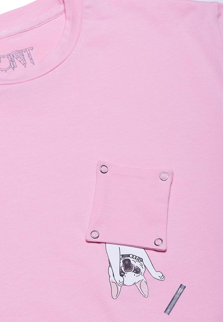 ФУТБОЛКА JOINT TEE FALLING (Pink) ss20/4